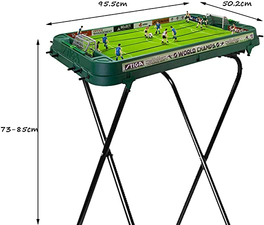 Máquina de futbolín Mesa de tenis para niños Juguete de tenis para interiores Máquina de billar para adultos Multijugador Juguetes deportivos Juguetes interactivos entre padres e hijos Juguetes educat: Amazon.es: Juguetes y