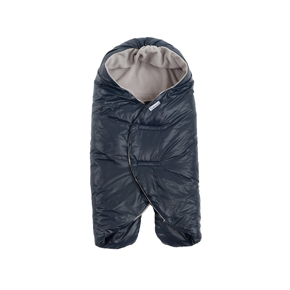 7 A.M. Enfant Nido Quilted (Midnight, Large)