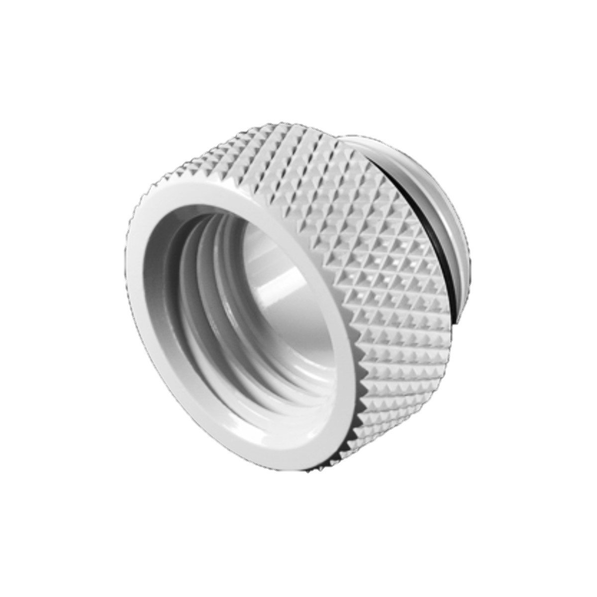 Bits Power IG 1/4 inch thread extender Deluxe White (BP-DWWP-C40)