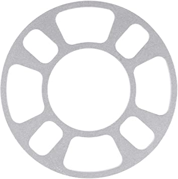 Ahomi Separatore auto in lega di alluminio Guarnizione 4/foro 8/mm pneumatici ruote auto parts