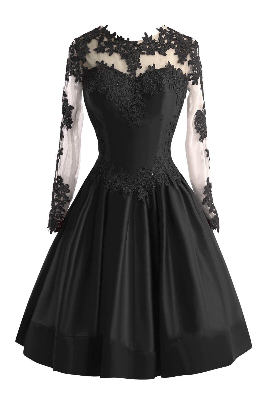 Prom Dresses 2016 Long Sleeve: Amazon.com
