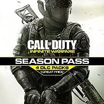 Call Of Duty: Infinite Warfare - Season Pass - PS4 [Digital Code]