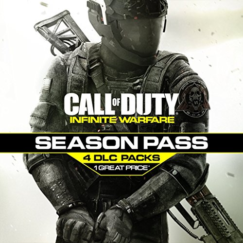Call Of Duty: Infinite Warfare - Season Pass - PS4 [Digital Code]