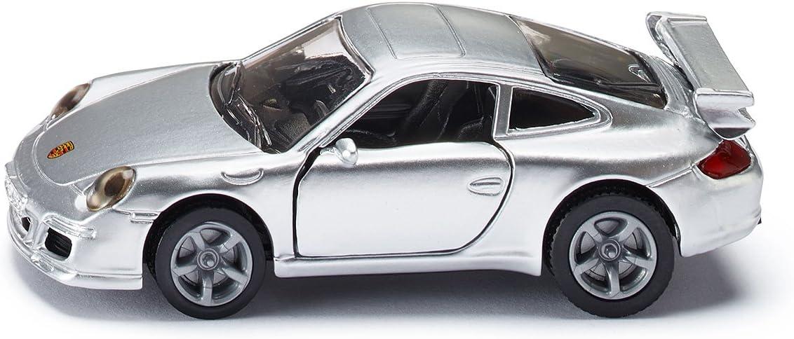 Siku 1506 Super Porsche 911 Turbo S Rennauto Fahrzeug Modellauto NEU