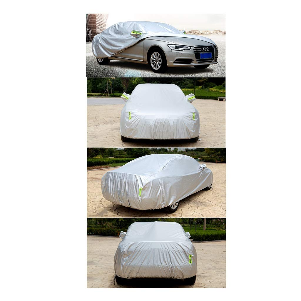 Thick and Cotton Velvet Hood LLHGYY Car Covers Can Adapt to All Kinds of Weather Color : B, Size : 2015 AMG CLS 63 S 4MATIC Compatible with Mercedes-AMG Class CLS
