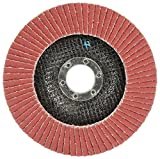 Cubitron II 64424 3M Flap Disc 969F, T29 7'' x 7/8'' 40+ YF-weight, Giant, Polyester Film Backing, Precision SHAPED Ceramic Grain Abrasive Grit, 7'' Diameter