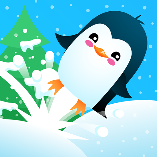 (Bounce Penguins - Addicting Masters: Free Bouncing Games For Kids)