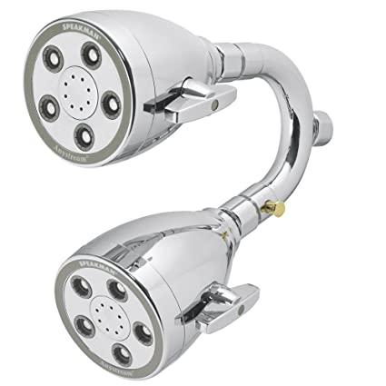 Speakman S 2222 HS CP I Heavenly Anystream 360 Dual Shower Head