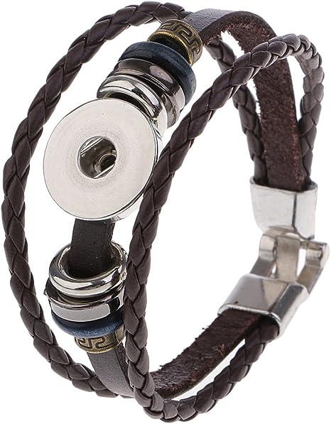 Bracelet for 18 mm Snap Button