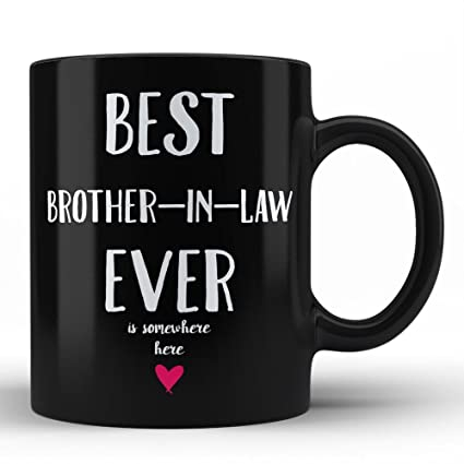 Amazon Best Brother In Law Ever Mug