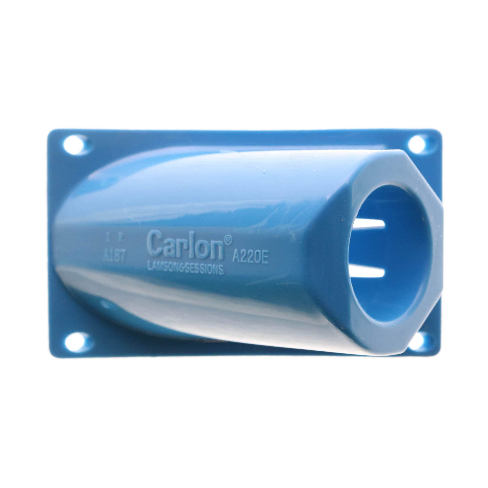 Carlon A220E ENT Non-Metallic Stubdown Fitting, 45°, 3/4-Inch, (25-Pack)