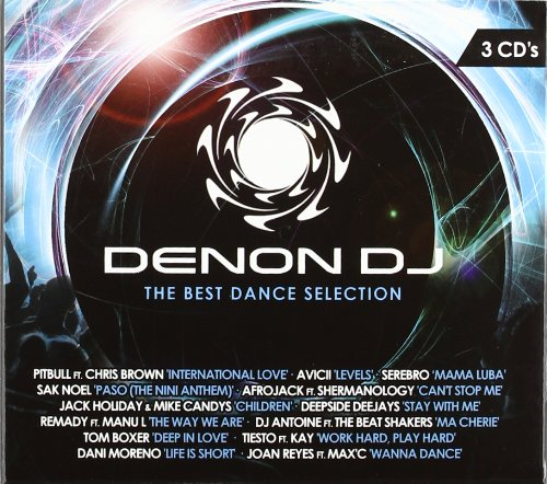 Best Dance Selection 2012, the (Set Denon Dj)