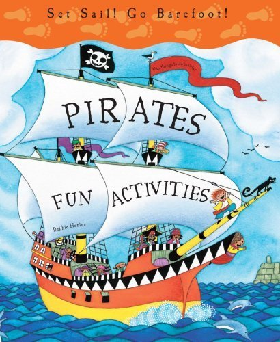 Pirates Fun Activities by Oscar Seaworthy ()