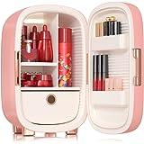 BS ONE Beauty Fridge for Skincare 12 Liter, 10°C/50°F + Intelligent Constant Temperature Control Mini Fridge for Makeup Stora