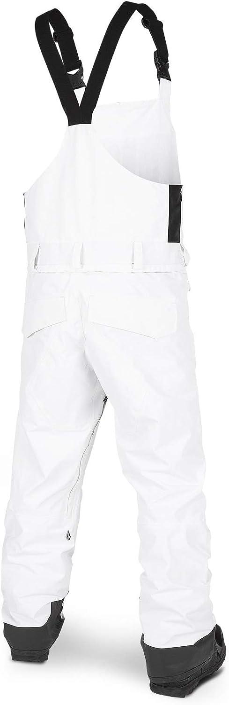 Volcom Mens Rain GTX Bib Snow Overall Pant