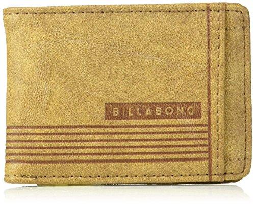 Billabong Men's Vacant Wallet Tan One Size