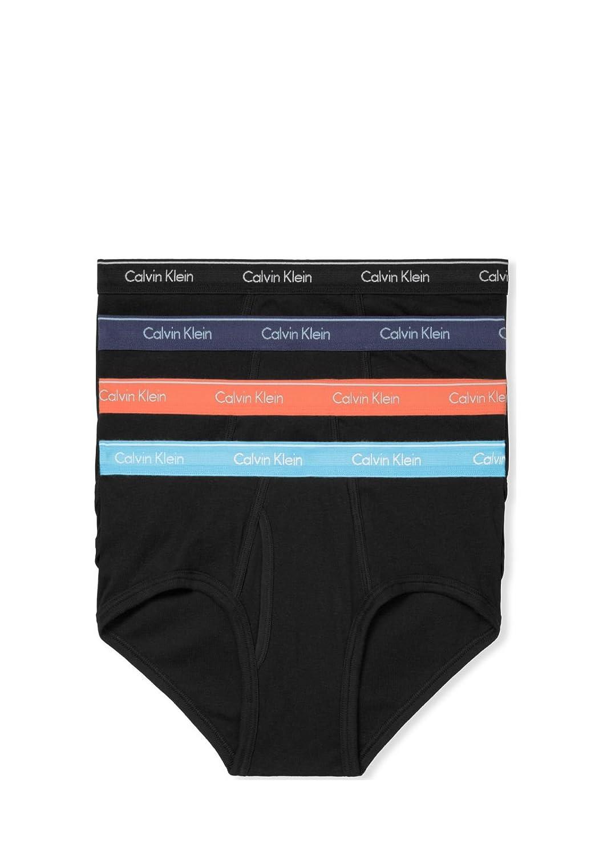 Calvin Klein Men's 4-Pack Cotton Classic Brief U4000