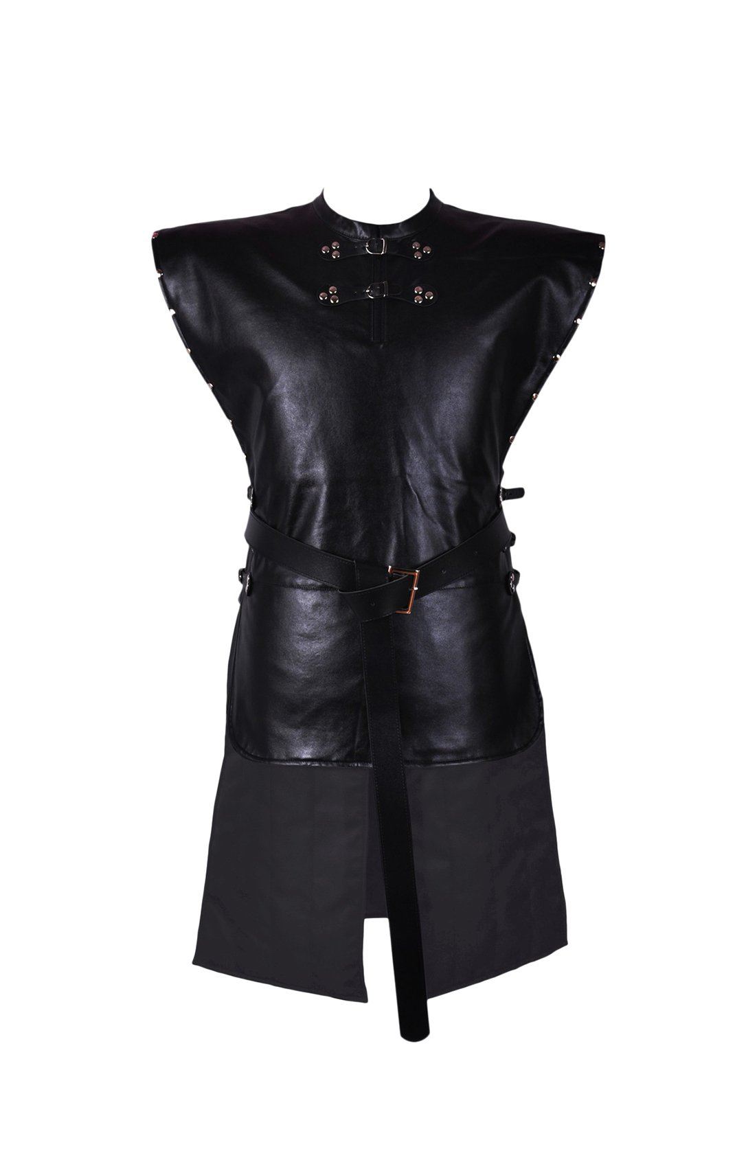 Crystal Dew Jon Snow Knights Watch Cosplay Costume for Man and Child by Crystal Dew (Image #2)