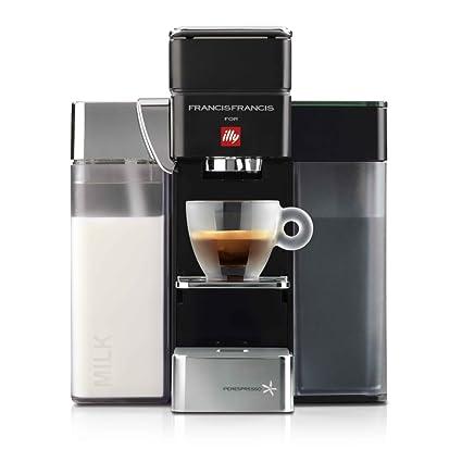 Macchina espresso Illy Caffe touch Nero Elettrodomestici ...