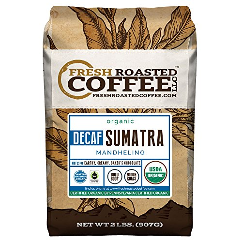 Top 10 recommendation sumatra decaf whole bean coffee for 2019