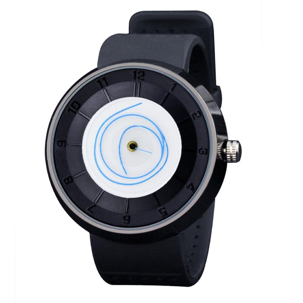 Relojes Frescos Sencillo/líneas de rotación/Tocadiscos/Relojes ...