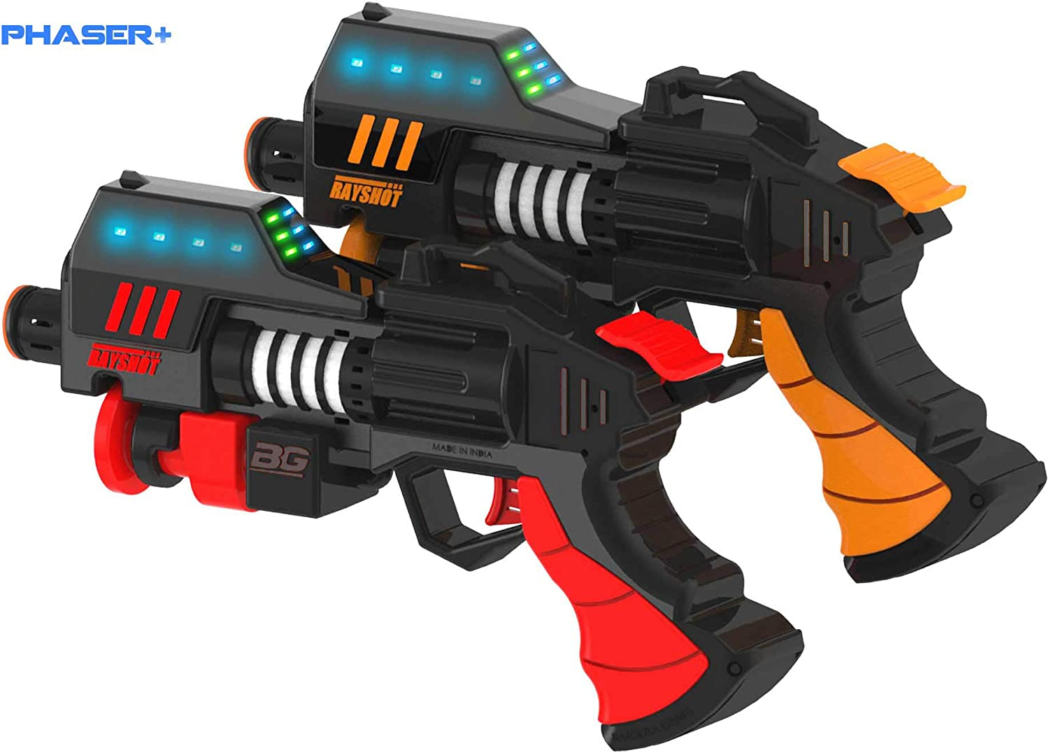 RAYSHOT Phaser Toy Gun Set