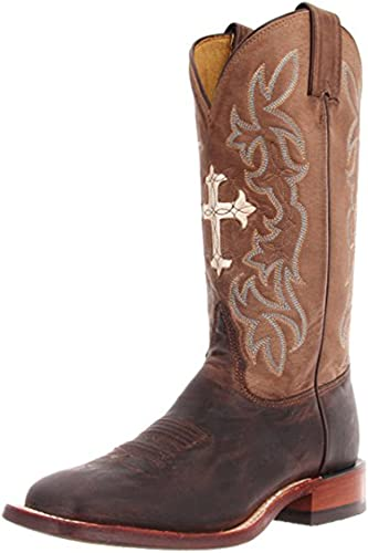 Tony Lama Women/'s Tan San Saba FRANCITA Western Cowboy Boots TC1002L