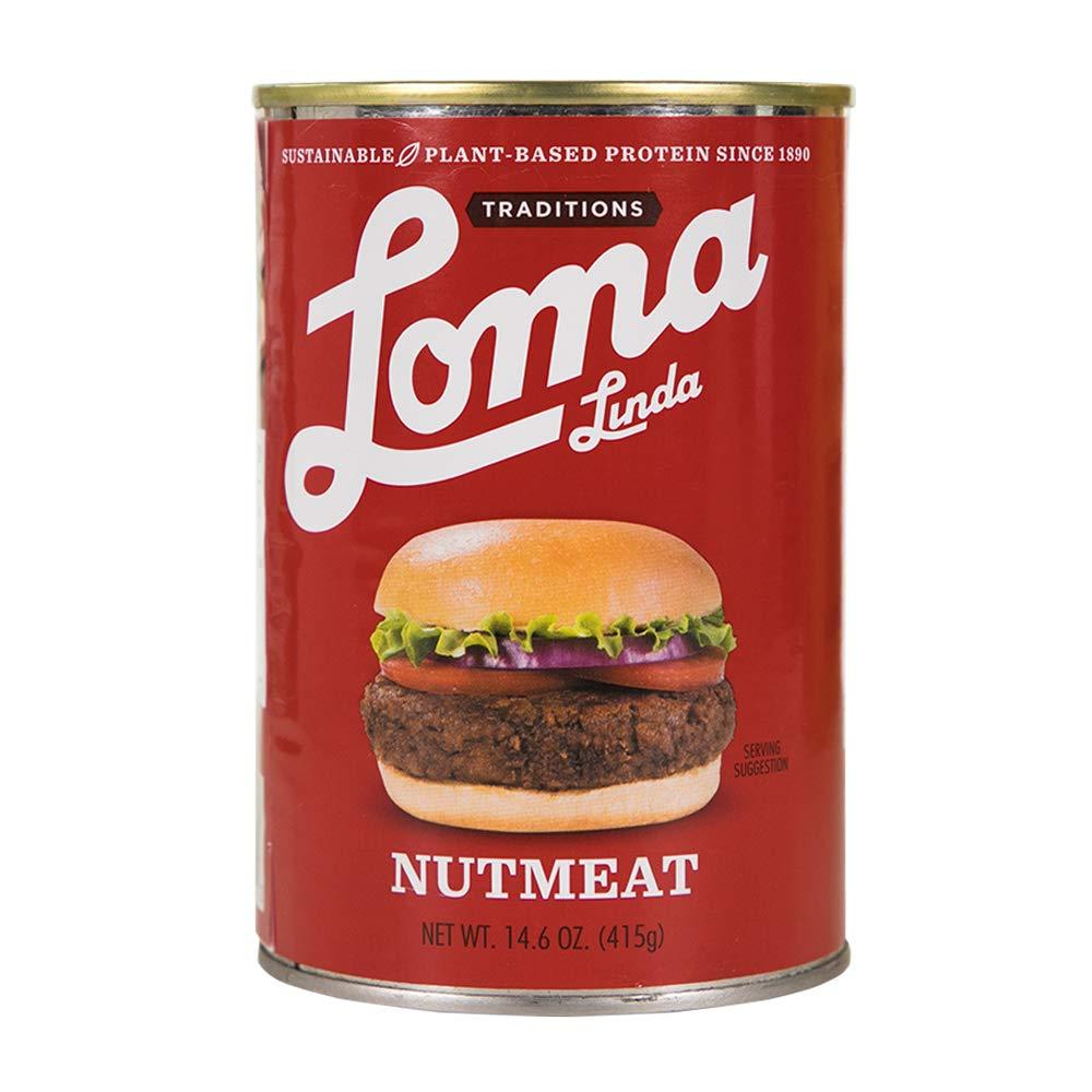 Loma Linda - Plant-Based - Nutmeat (14.6 oz.) (Pack of 6) - Kosher by Loma Linda (Image #4)