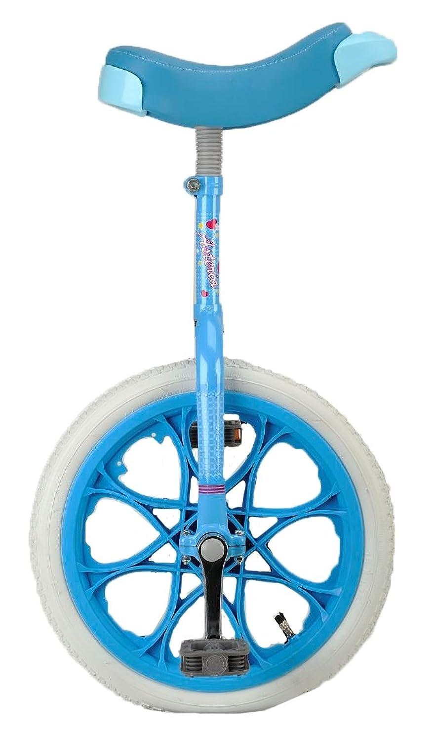 熟したピケ忘れるサギサカ(SAGISAKA) 一輪車 18型 ピンク 4906 ピンク