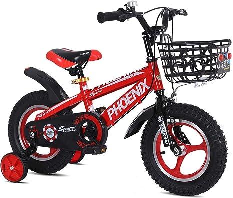 Ppy778 Bicicletas para niños 2-10 años Hombre y Mujer Bicicletas ...