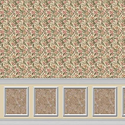 Amazon.com: Dollhouse Wallpaper Wainscoting: Toys & Games on patio wallpaper, ceiling wallpaper, bookshelves wallpaper, pantry wallpaper, stucco wallpaper, room wallpaper, hardwood wallpaper, wallpaper wallpaper, paintable wallpaper, furniture wallpaper, how do i install wallpaper, mirrors wallpaper, painting wallpaper, beadboard wallpaper, lumber wallpaper, doors wallpaper, hardware wallpaper, plaster wallpaper, closet wallpaper, paint wallpaper,