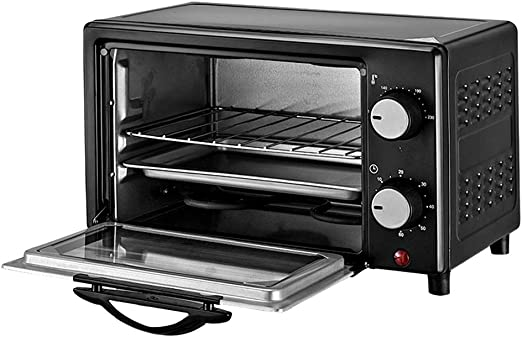 Mini Oven 19L Table Top Cooker Grill Baking Cooking Roast Wire Rack