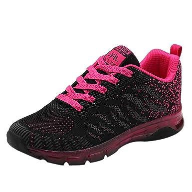 10da2b9142b80 Women Sneakers Tanhangguan Ladies Teen Girls Running Lightweight ...