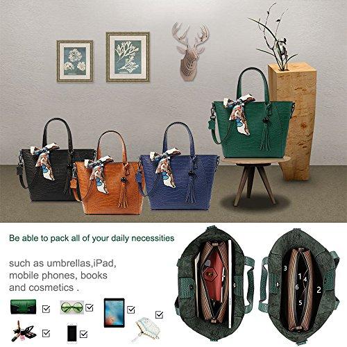 Mulberry Handbags green Bags Women Tote Shoulder Satchel DILER Purse Bag x8w7T