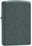 Zippo Pocket Lighter, Iron Stone