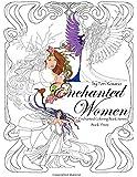 Enchanted Women Coloring Book (Enchanted Coloring Books)