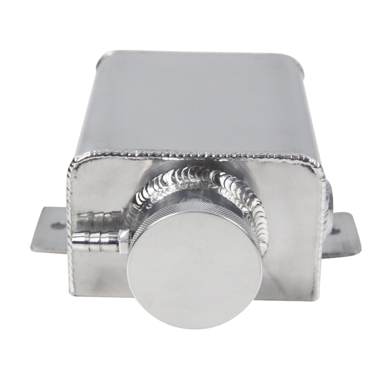 ALLOYWORKS Aluminum Coolant Expansion Catch Tank + Billet Cap by ALLOYWORKS (Image #5)