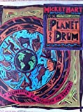 Planet Drum, Mickey Hart, 0062504622