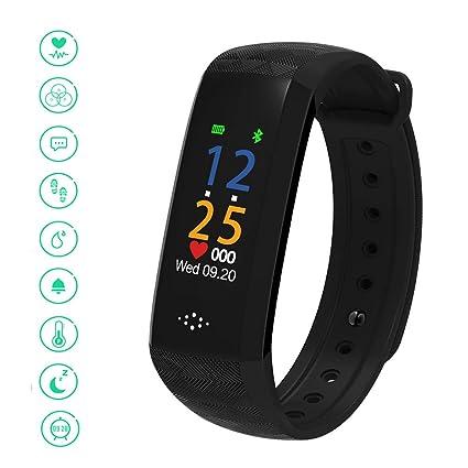 Amazon.com: EJOLG IP67 Waterproof Smart Watch,Fitness ...