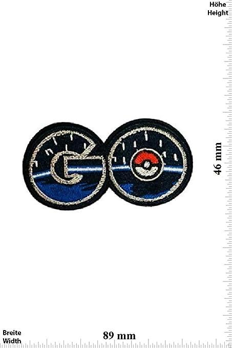 Parches - GO -Nindento - Pokémon Go -Game - Pokémon Go - Parche ...