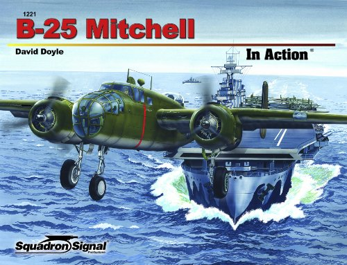 B-25 Mitchell in Action - Aircraft No. 221 for sale  Delivered anywhere in USA