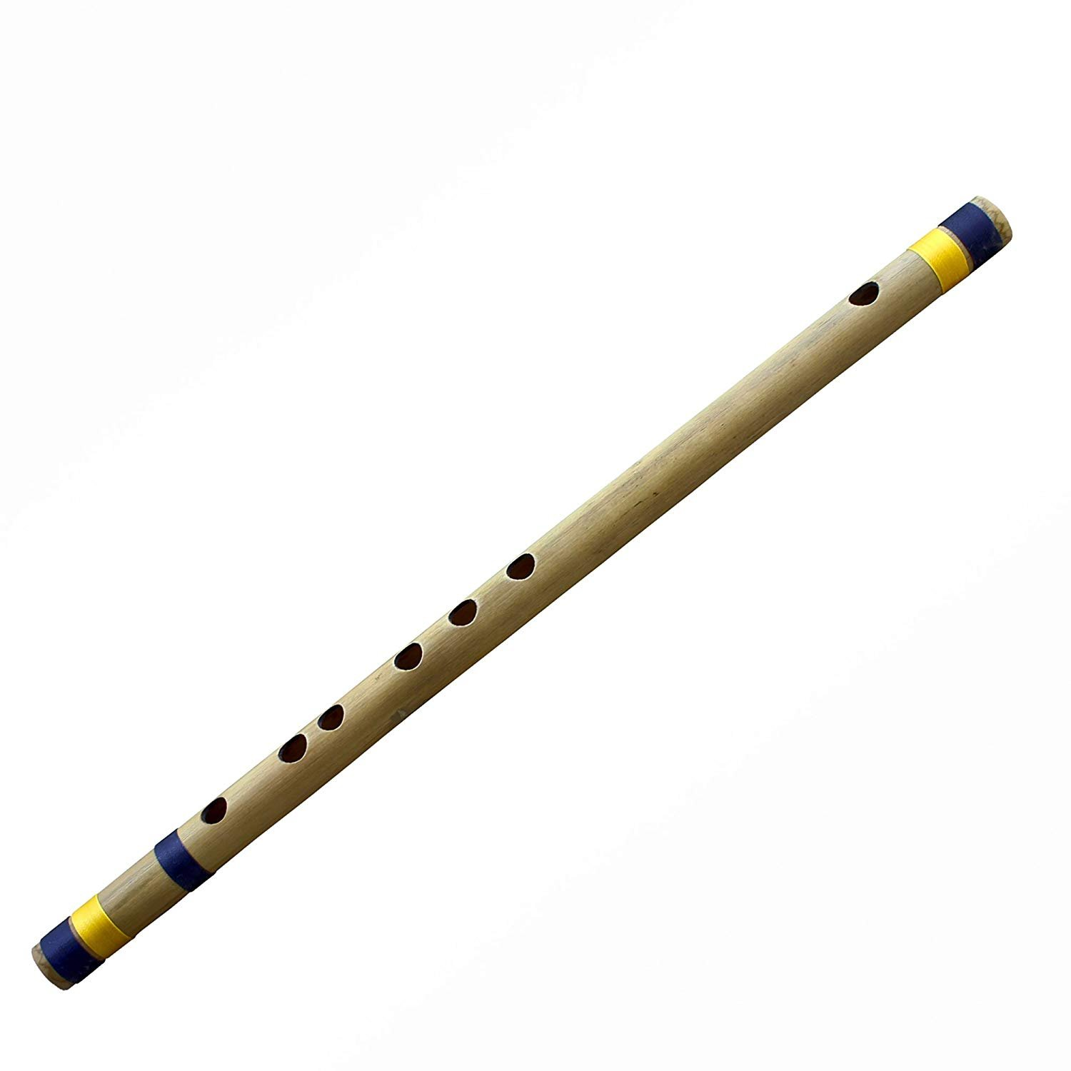 Indian Professional bamboo Flute, E Bass, 28-31 Inches,''BB#'', V.440, Bansuri