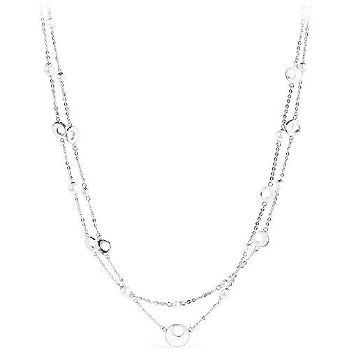 comprare ultimo stile del 2019 nuova versione collana donna gioielli Sagapò ECLIPSE casual cod. SCL02