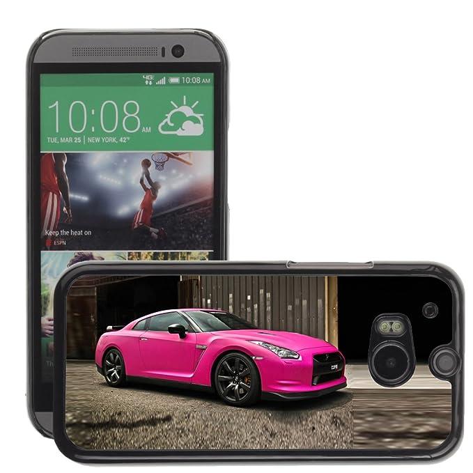 CarCase Slim Casa Carcasa Funda Case HTC One M8 // nissan ...