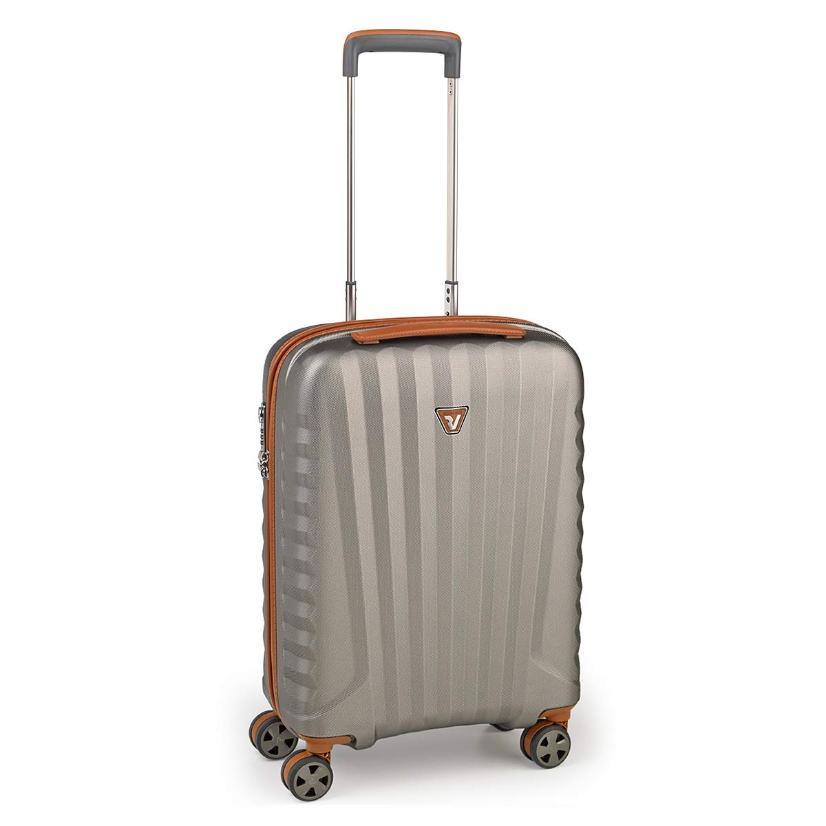 [ロンカート] スーツケース イーライト 機内持込可 35L 51cm 2.4kg 5223 B07KLSVHGJ 【45】チタニウム