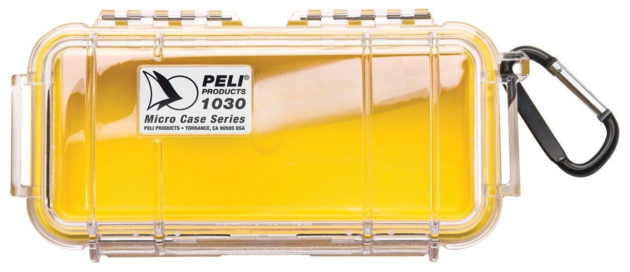 Amarillo Caja Micro Peli 1030