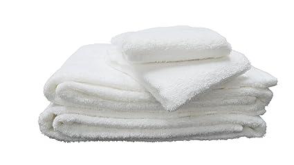 Secado rápido juego de toallas con dryfast. Hotel de lujo suave algodón – colección |