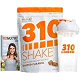 Salted Caramel Plant Protein Powder and Meal Replacement Shake | Gluten, Soy Protein, Dairy Free - 0g of Sugar | Keto…