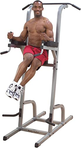 Body-Solid 57 in. Vertical Knee Raise Machine