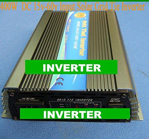 GOWE 400w Micro Grid Tie Inverter/Rasterfeldriegelinverter/wechselrichter für Solar-Home System MPPT Funktion DC 15-60 V AC 110 V 220 V/reiner Sinus Wechselrichter
